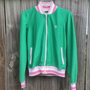 Fred Perry Women's Track Jacket